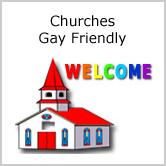 Gay Friendly Churches