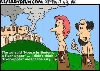Genesis 19: The Sin of Sodom
