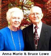 Anna Marie & Rev Bruce Lowe