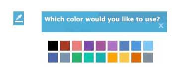 choose your colour