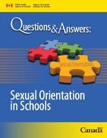 Sexual Orientation in Schools